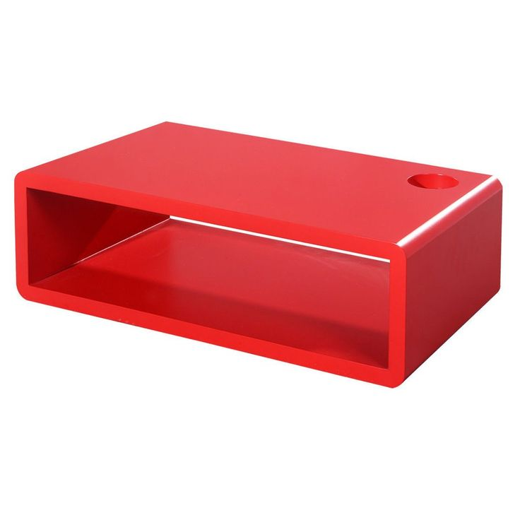 SkyBox Floating Cube Shelf - Red. Visit us now and ENJOY 10% OFF + FREE SHIPPING on all orders