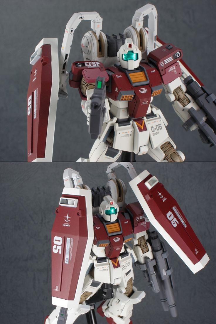HG RGM-79 ジム・サンダーボルト版