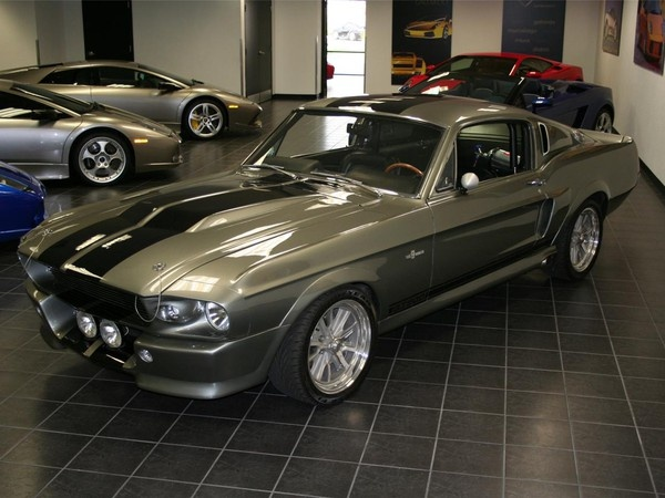 Shelby Mustang cars