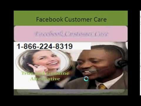Facebook Customer Care Number @1-866-224-8319