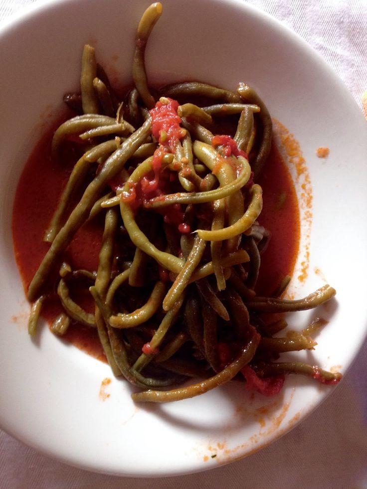 Italian Green Beans - Fagiolini italiani | Saluto Italia - the Italian way!