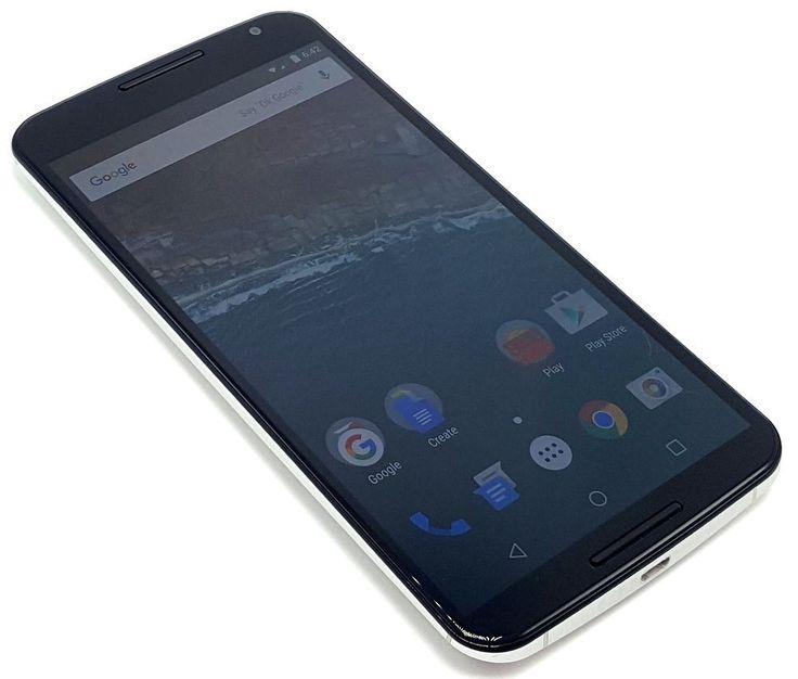 US Cellular Motorola Nexus 6 White 32GB Clean ESN XT1103 Smartphone Phone #7681 #Motorola #Smartphone