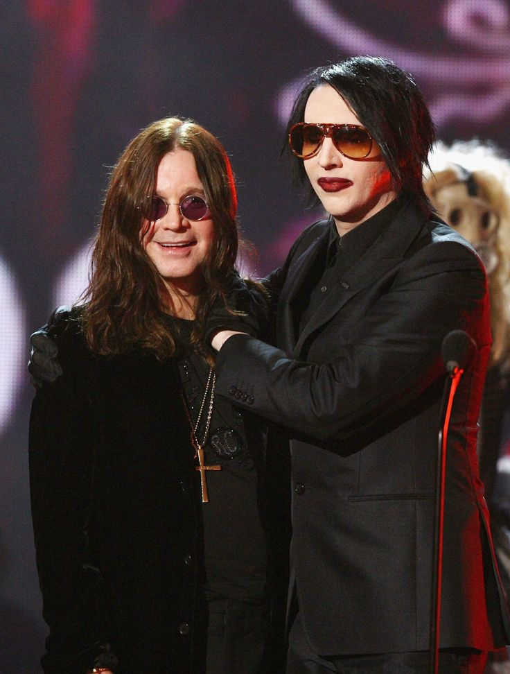 "Marilyn Manson @ Spike TV's ""Scream Awards"" Oct 7 2006"