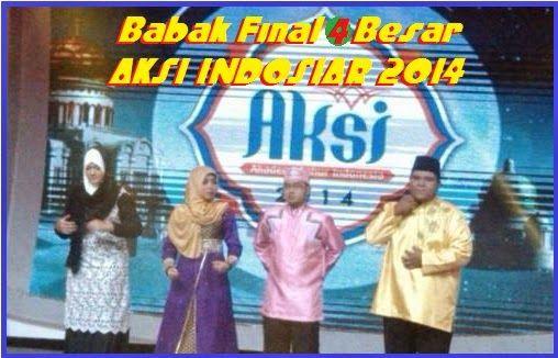 Pemenang Juara 1 Grand Final Aksi Indosiar 2014 | AKSI Junior - AKSI Indosiar