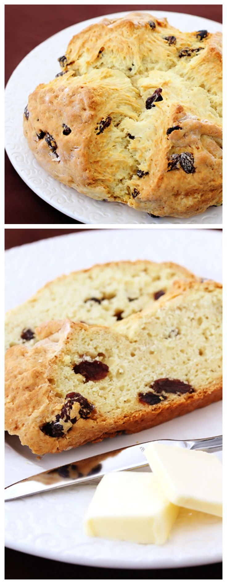 Irish Soda Bread -- this classic recipe is SO easy to make, and so tasty | gimmesomeoven.com