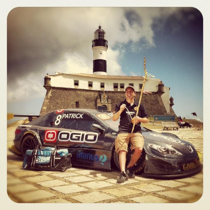 A Uranus2 também esteve presente na Stock Car 2012! Numa parceria com o piloto baiano, Patrick Gonçalves.