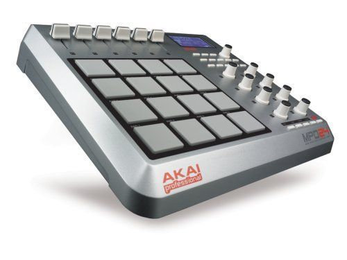 Akai Professional MPD 24 USB/Midi MPC Pad Controller ** Check out this great product.
