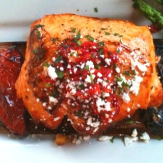 Cedar Plank Salmon! | Food | Pinterest | Cedar Plank Salmon, Planks ...