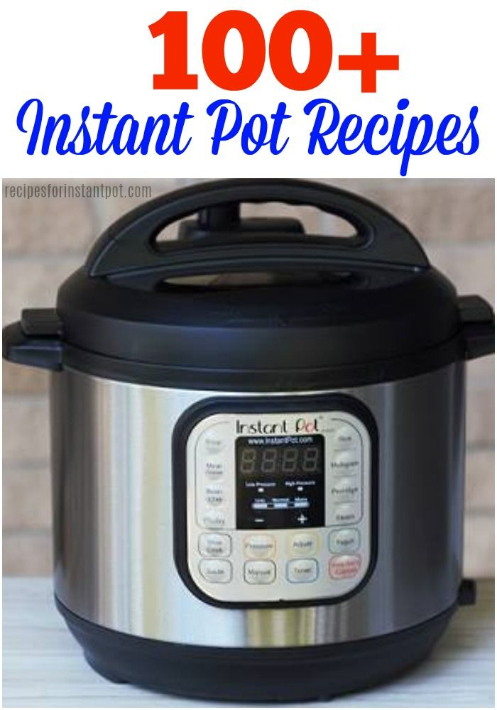 325 best easy instant pot recipes images on pinterest for Best instant pot pressure cooker recipes