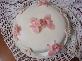 pasticciare in allegria: Torta Orchidea..
