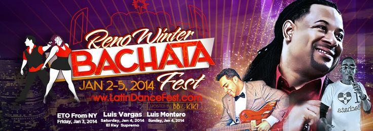 Reno Winter Bachata Festival