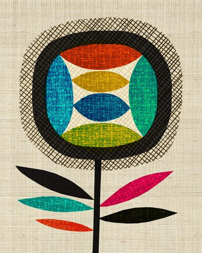 Flores - Inaluxe Prints - Easyart.com