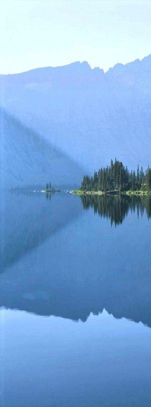 Lake McDonald at the Glacier National Park, Montana | visitglacierpark.com
