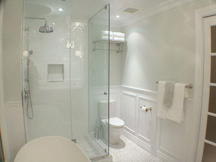 Glass Shower Sarah Richardson Bathroom Design Bathrooms