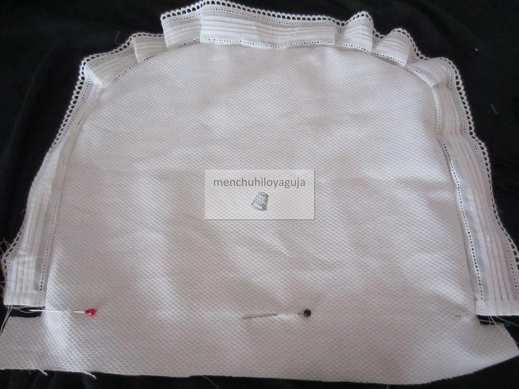 Cómo hacer una colcha para un cuco