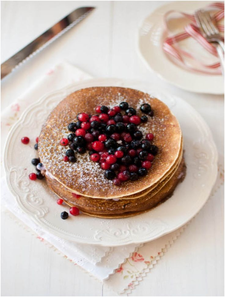 The Ultimate Scandi Pancake | Sweet Things | Pinterest