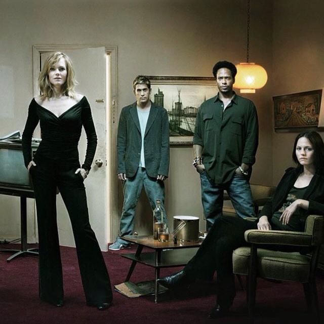 CSI, Las Vegas, show, tv series, cast group shot, photo