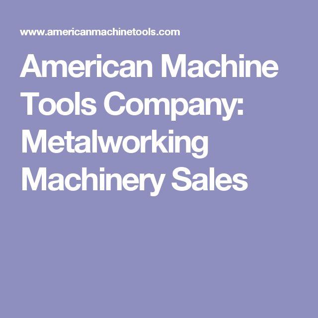 american machine tool company