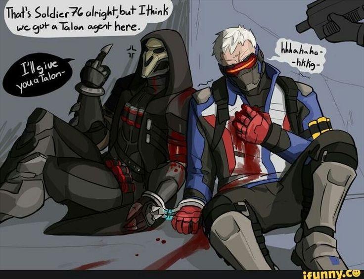 Reaper76 Overwatch