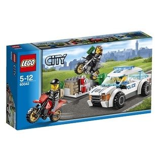 LEGO City 60042 High Speed Police Chase $29.99
