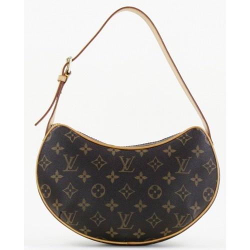 Louis Vuitton Monogram Croissant PM Bag: Monograms Croissants,  Postbag, Pm Bags, Favorite Handbags, Louis Vuitton Monograms, Bags Mi, Croissants Pm, Louise Vuitton, Mosh Posh