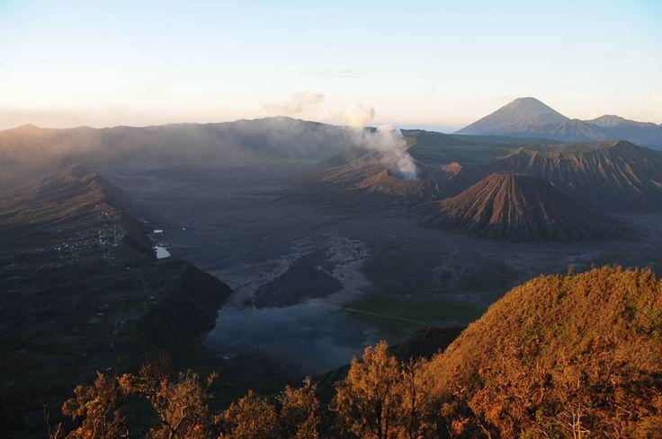 Mount Bromo, Gunung, Volcano, Java, Indonesia, Vulkan, Indonesien