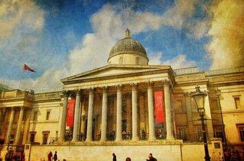 InSapphoWeTrust #London #England #Europe #Travel #ebdestinations @ebdestinations @visitlondon #nationalgalery
