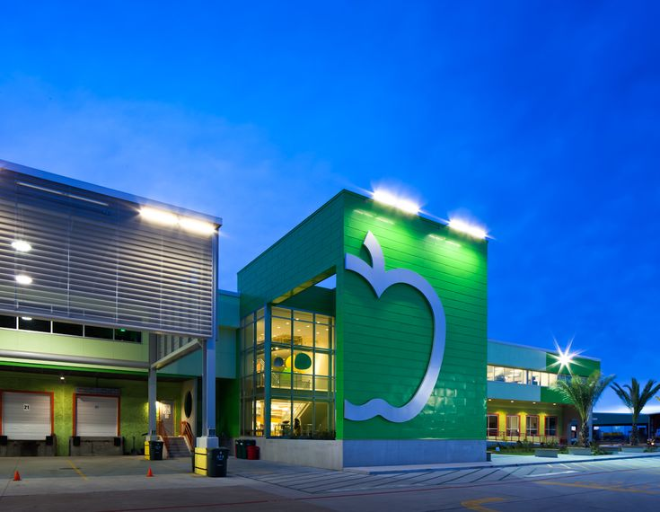 Houston Food Bank | RdlR Architects | Archinect