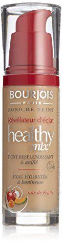 Bourjois Healthy Mix Foundation, No. 53 Beige Clair, 1 Ounce