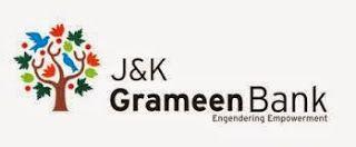 JandK Grameen Bank Officer, Office Assistant Recruitment 2013