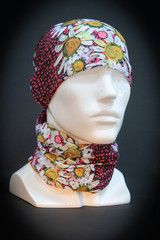 Wild Flowers by Tamisha Newberry.  We love this design!!!  Buy it at http://www.headsox.com.au/products/wild-flowers for only $19.95