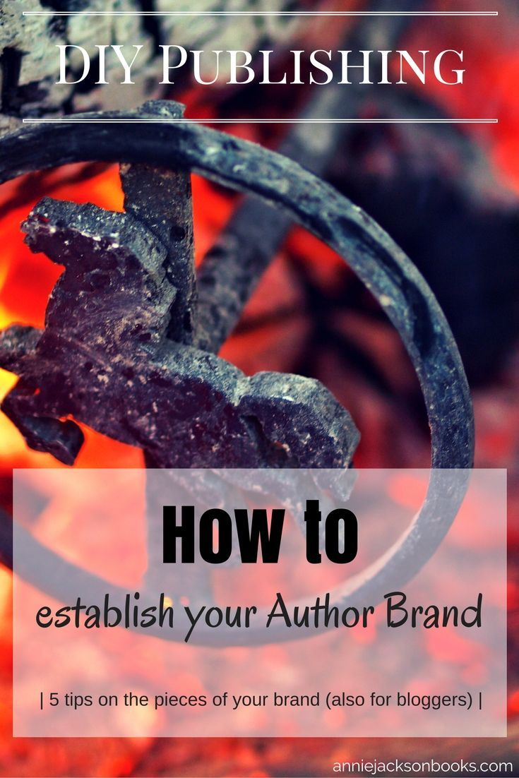 The nuts and bolts of setting up your author brand with curated resources along with tips and tricks for DIY authors, hybrid authors and traditionally published. From the DIY Publishing series on http://AnnieJacksonBooks.com