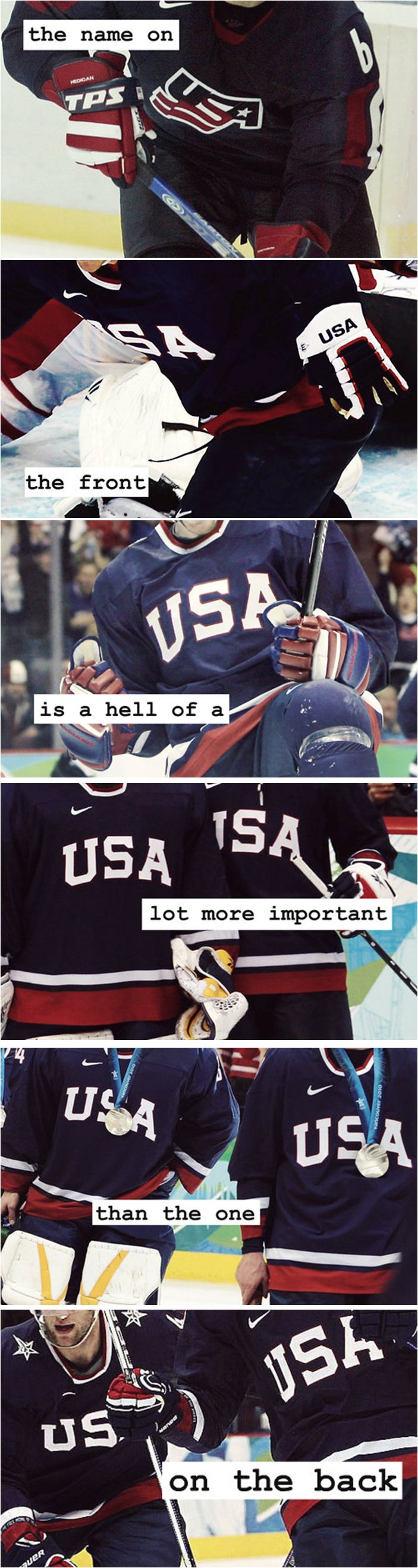 USA Hockey!