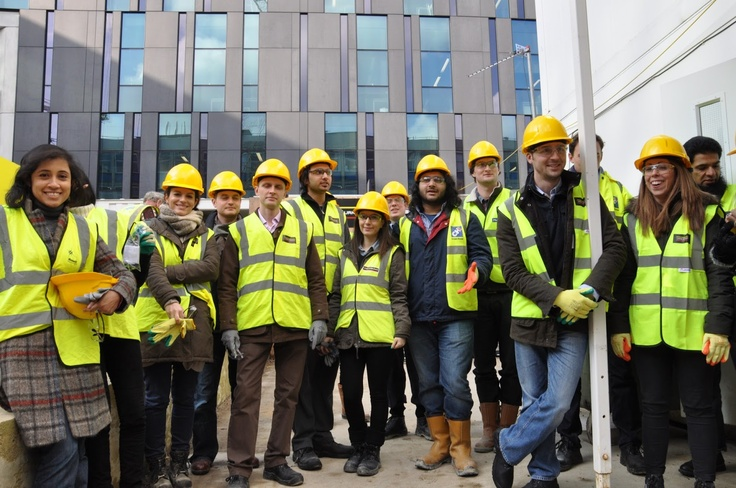The March 2013 Study Week for the MSc Project Management in the Built Environment. Not Just Hard Hats @ Brookes