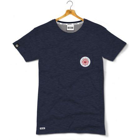 Koszulka patriotyczna Koszulka z kieszonką Dywizjon 303 - Kolekcja Dyskretna - odzież patriotyczna, koszulki męskie Red is Bad