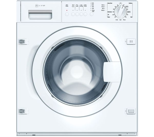 Buy NEFF W5420X1GB Integrated Washing Machine | Free Delivery | Currys