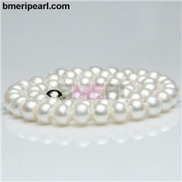 cultured pearl necklace reviews. Medical jewelry can help speed up the process of getting the right type of treatment and medicines, thus cutting back on the amount of medical errors and deaths.visit: www.bmeripearl.com