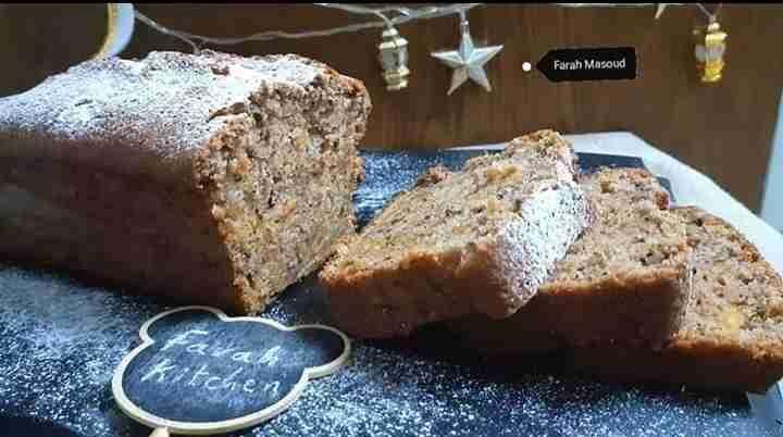 كيكة الجزر لزيزة للسحور ملكة رمضان زاكي Recipe In 2020 Food Desserts Banana Bread
