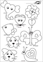 cute heart drawing ideas paper crafts kidscraft - Drawing Paper For Kids