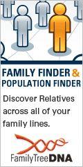Fader okänd och FamilyFinder DNA-test