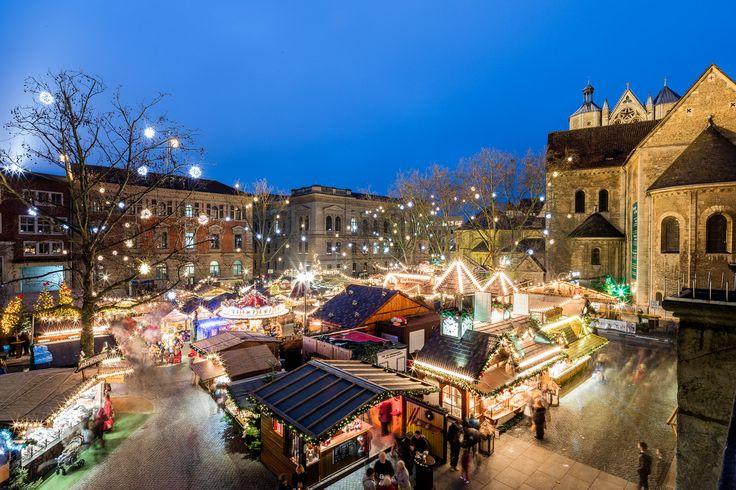 Braunschweig Weihnachtsmarkt, Niedersachsen