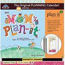 Mom's Plan-It Plus 2014 Magnetic Mount Wall Calendar: 726225106470     Calendars.com