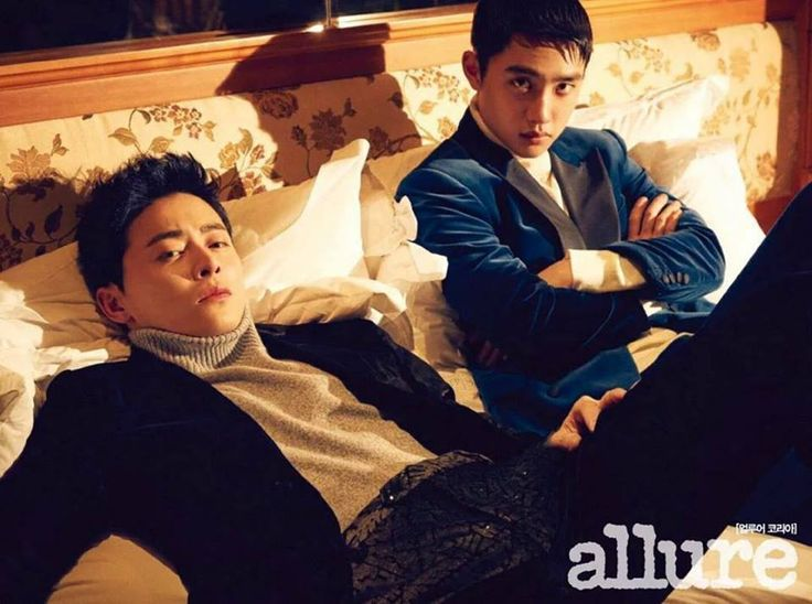 DO and Jo Jung Suk - My Annoying Brother Korean Movie, 2016