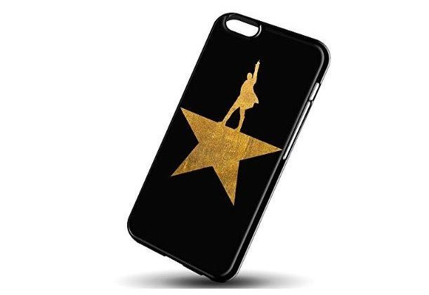 Hamilton phone case