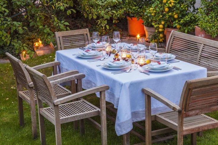 Best 25 Outdoor Tablecloth Ideas On Pinterest Outdoor