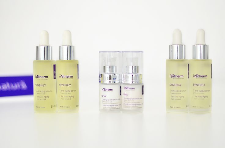 #ivatherm #synergy #una #antiaging #heruclanethermalwater #eyecontour
