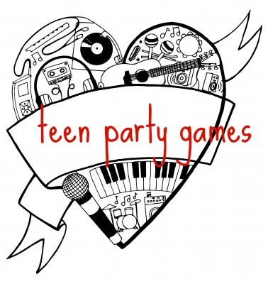 13th birthday party games
