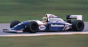 Ayrton senna Williams, Rothmans