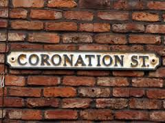 coronation street - favourite programme :)