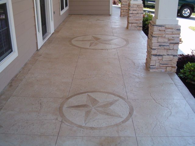 Concrete Kote - Applications - Indoor Concrete Staining | Outdoor Concrete Overlay | Decorative Concrete Restoration | Seamless Garage Coating | Concrete Polishing